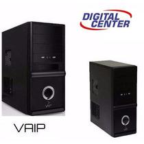 Gabinete Cpu Gamer Atx Duto Refrig. Lateral 18cm Amd Intel