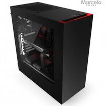 Imperdível Gabinete Cpu Nzxt Gamer S340 Filtro De Poeira