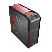 Gabinete Gamer Xpredator X1 Devil Red En57066 Aerocool Atx