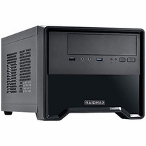 Gabinete Raidmax Gamer Element 101b Case - Cor Preta Nf