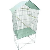 Viveiro Grande Para Pássaros -medidas C: 49- A: 135 L88
