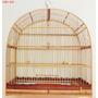 Gaiola Nº 5 Tecida Com Vareta De Bambu