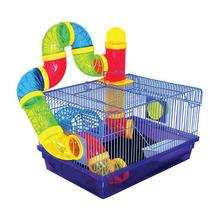 Gaiola Hamster Labirinto 1 Andar - O Melhor Preço!
