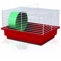 Gaiola Hamster Roedores Filezinha Com Acessórios Ornamental