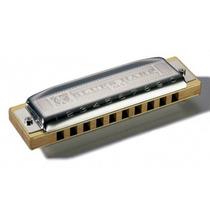 Harmonica Blues Harp 532 Ms C Hohner 35