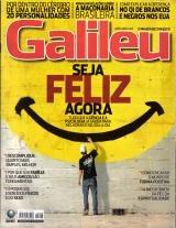 Galileu 208 * Nov/08 * Seja Feliz Agora