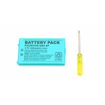 Bateria P/ Gameboy Advance Sp 750mah + Chave Philips Grátis
