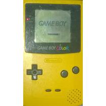 Gameboy Game Boy Color Amarelo + Super Mario Land 2 Original