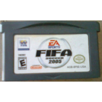 Fifa Soccer 2005 Para Game Boy Advance Compatível Com Nds!