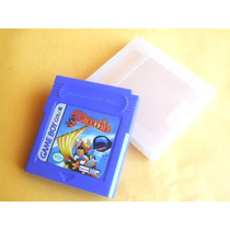 Pinocchio - Game Boy Color - Com Case - Raridade !!! Único