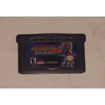 Cartucho Game Boy Advance - Megaman 4 - Original