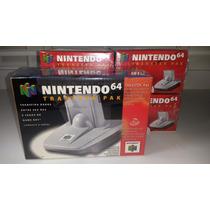 Transfer Pak Lacrado N64 - Nintendo 64 Pack