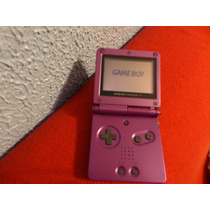 Game Boy Advance Sp Original + Carregador + Game