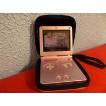 Game Boy Advance Sp + Game + Case - Original