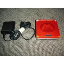 Nintendo Game Boy Advance Sp Original Raro!!