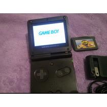 Game Boy Advance Sp Brighter + Crash + Carregador