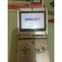 Nintendo Game Boy Advance Sp 101 Brighter