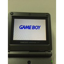 Game Boy Advance Sp Brighter Modelo Ags-101 Estado De Novo