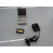 Game Boy Advance Sp Prata + Need For Speed