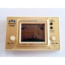 Mini Game Space Shield Lançado Em 1980 Raríssimo No Mundo