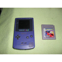 Game Boy Roxo + Fita Funcionando 100%