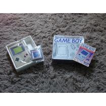 Game Boy Classic Raro Na Caixa Edição Japonesa Nintendo
