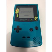 Game Boy Color Teal + 1 Jogo + Frete Grátis