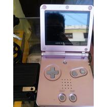 Console Portátil Game Boy Advance Color Sp Brighter Ags 101