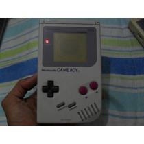 Game Boy Clássico Ele Liga Mas Leia.