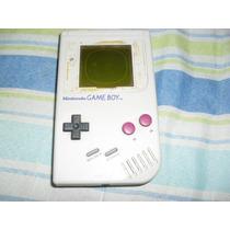 Game Boy Clássico Ligando Mas Sem Imagem