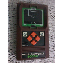 Mini Game Mattel Eletronics Soccer