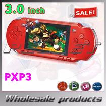 Video Game Portatil Nintendo Gameboy Vermelho Pxp3 200 Jogos
