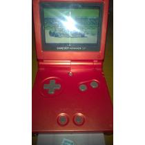 Console Portátil Game Boy Advance Color Sp Completo + Jogo!