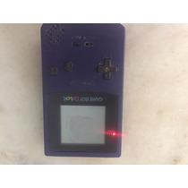 Game Boy Color - So Acende Luz Vervelhar