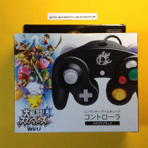 Gamecube Controle Clássico Smash Bros Wii U 100%novo