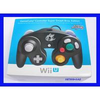 Controle Game Cube Smash Bros Nintendo Wii U Original Novo