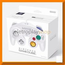 Controle Gamecube Branco Original Nintendo Novo, Lacrado! Gc