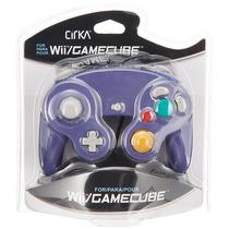Controle Nintendo Wii Game Cube Cirka Azul Indigo Lacrado
