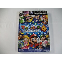 Game Cube Jogo Mario Party 4