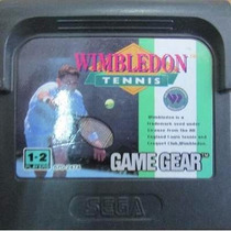 Jogo Wimbledon Tennis Game Gear