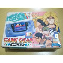 Game Gear Ninku Edição Limitada Raro Único A Venda