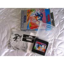 Produto Novo - Sonic The Hedgehog - Completo E Original