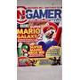 Revista - Cn Gamer Brasil Nº 26 .ano - Super Mário Galaxy 2