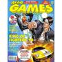 Revista Ação Games Nº140 - Ano 1999 - Capa Kof 98