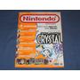 Revista Nintendo World Nº 36 Pokémon Crystal