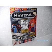 Revista De Games Nintendo World Nº87 Com Poster Duplo Ótimos