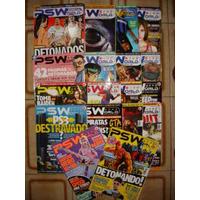 Revistas Playstation World Diversos Números !!!