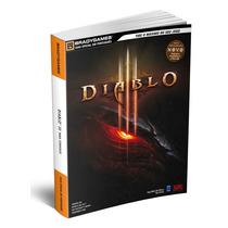 Novo Guia Oficial Em Português Bradygames Para Diablo 3