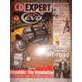 Revista Cd Expert 58 4x4 Evo (ano 2003) Somente A Revista