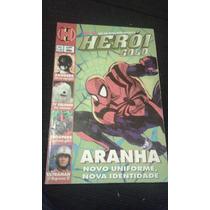 Revista Heroi Gold 66 Sampa Homem Aranha Rangers Tv Colosso